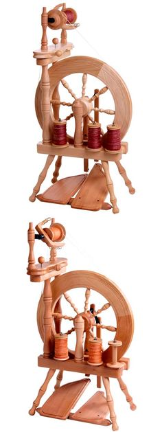 Ashford Traveller Spinning Wheel, *Free Shipping & Gifts!