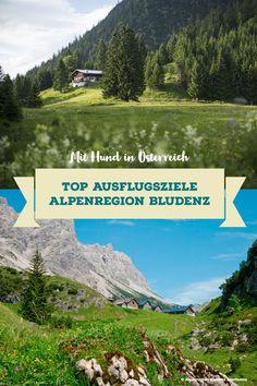 Ausflugsziel zu Ausflugsziel.Hier in Bludenz, ist Langeweile ein Fremdwort. Dazu gibt es einfach zu viel zu sehen, zu bestaunen und zu erleben.  Zum Beispiel das Lutzschwefelbad in Buchboden, Lünersee im Brandnertal, Bärenland am Sonnenkopf, Alpine Coaster im MontafonAlpenerlebnisbad, Hundefreundliche Almhütten und viele mehr! Freundlich, Mountains, Travel, Holiday Destinations, Road Trip Destinations, Tours, Alps, Cat Breeds, Hiking