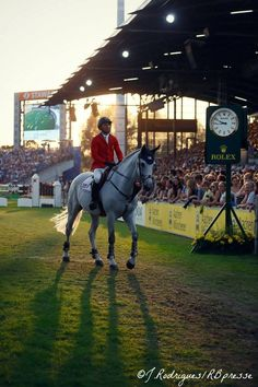 kent Farrington and Willow ~ CHIO Aachen