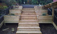Backyard, Patio, Outdoor Living, Woodworking, Decks, Garden, Crafts, Outdoor Life, Garten