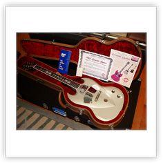 """1996 - Gibson Custom Shop """"Corvette Sting Ray-'63"""" SG - Gitárok Collector"""