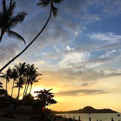 ❤️ Samui #samui #sunset #travel #thailand #beachtime #kosamui #lifeisbetterbythesea #islandlifestyle