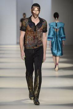 lino villaventura | Lino Villaventura spring/summer 2013-14 Sao Paulo Fashion Week