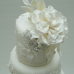 Emma Jayne's wedding cake