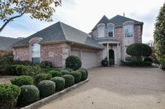 Golf & Gated community Greens of Gleneagles, right across from Plano West High School. Small lots, luxury homes.