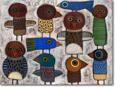 Bird Land Terrell Powell