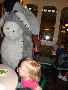 Disney World Travel Geek: *Dining @ Disney*--Character Dining 101