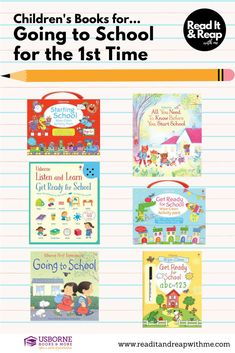 Kids Books for Back to School