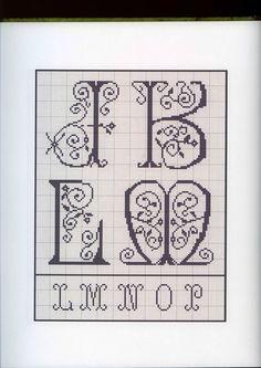 Gallery.ru / Фото #66 - Les belles lettres d'Alexandre - Mongia