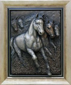 Bill Mack- World's Preeminent Relief Sculptor