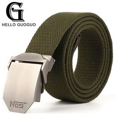 Cheap Belts & Cummerbunds, Buy Directly from China Suppliers:Hot male tactical belt Top quality Elastic Canvas belts for men NO5 Automatic buckle Outdoor Sport Long 160cm White Weave straps