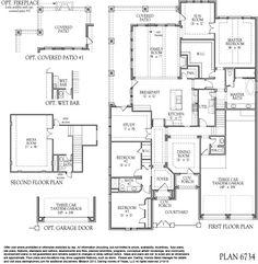 Planos de casas de dos pisos modernas, descubre cómo