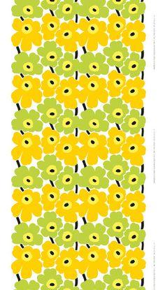 Visa större bild Marimekko Fabric, Visa, Pictures