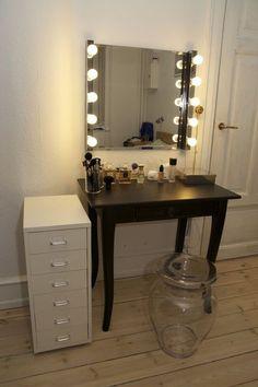 DIY Makeup Mirror