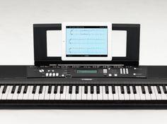 Yamaha EZ-220 Digital Keyboard (61 anschlagdynamische Tasten mit Beleuchtung) inkl.Netzteil: Amazon.de: Musikinstrumente