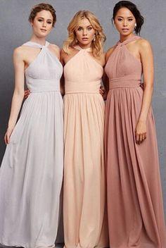 chiffon bridesmaid dresses,long bridesmaid dresses,bridesmaid dress 2016,wedding party dresses