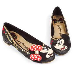 Mickey Mouse & Friends Disney x Irregular Choice Collabortation