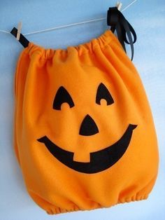 Costume Sewing Pattern Simple Pumpkin and Dalmation 6