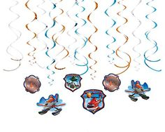American Greetings Planes Hanging Party Decorations, Party Supplies American Greetings http://www.amazon.com/dp/B00LOUHMX8/ref=cm_sw_r_pi_dp_uKilub0TBBMHY