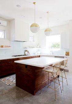 227 best mid century modern kitchen ideas images kitchen dining rh pinterest com