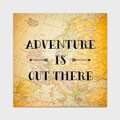 Map Print 12x12 Instant Download Adventure Is Out There Adventure Quote Printable Art Nursery Travel Art Print Graduation Print Teen Decor by MossAndTwigPrints on Etsy https://www.etsy.com/listing/226792512/map-print-12x12-instant-download