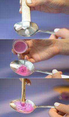 tricks spoon