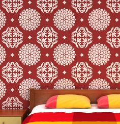 122 best ideas for the house images wall mural wall stenciling rh pinterest com