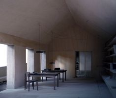 Hugh Strange Architects' new office and archive for Niall Hobhouse at Shatwell Farm on the Hadspen Estate in Somerset.