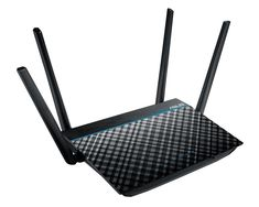 Amazon.com: ASUS RT-ACRH13 Dual-Band 2x2 AC1300 Wifi 4-port Gigabit Router with USB 3.0: Computers & Accessories