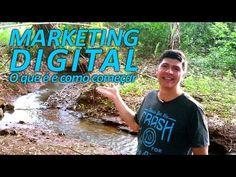 Marketing Digital – O Que é e Como Começar | Vídeos para Negócios Online