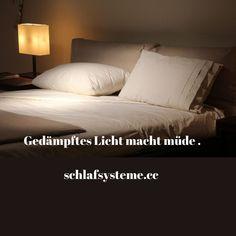 Dunkelheit fördert die Produktion von Melatonin dem schlaffördernden Hormon. Der Körper wird auf Schlaf eingestimmt. Tageslicht hingegen bremst es und lässt uns morgens aufwachen.#schlafsystemeweisz #boxspringbetten #matratzen #schlafen #oberösterreich #matratze #bett #besserschlafen #träume #matratzenfachgeschäft #wasserbetten #airmatratze Furniture, Home Decor, Bed Ideas, Bedroom Ideas, Calm Down, Mattresses, People, Tips, Decoration Home