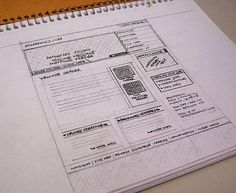 BPgraphics UI Sketch 25 Examples of Wireframes and Mockups Sketches