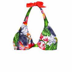 Maillot de bain 2017 : un bikini Tribord by Decathlon