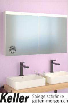 Als erster Schweizer Spiegelschrank Hersteller machen wir mit der Einführung des neuen Quality Safety Gütesiegels der Firma Galvolux deutlich, dass uns die Sicherheit unserer Kundinnen und Kunden am Herzen liegt. Sink, Bathtub, Bathroom, Home Decor, Swiss Guard, Safety, Bathing, Sink Tops, Standing Bath