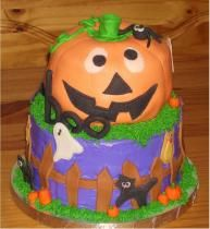Halloween Birthday cake.JPG