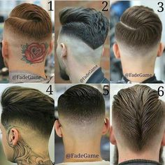 "204 Likes, 4 Comments - Men's Haircuts (@menshaircuts) on Instagram: ""Which one is your favourite?? ✖️FOLLOW @menshaircuts ✖️ ✖️Tag #menshaircuts to be featured ✖️…"""