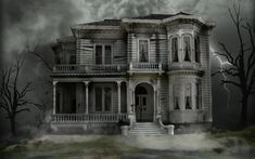 Most Haunted Places Mississippi | McRaven| McRaven is considered the most haunted house in Mississippi. Description from pinterest.com. I searched for this on bing.com/images