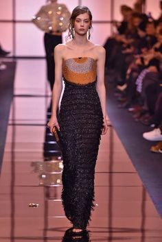 Armani Prive Paris Haute Couture Spring Summer 2017 January 2017