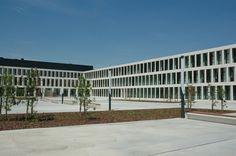 Nieuwbouw campus kennedylaan #azgroeninge #kortrijk