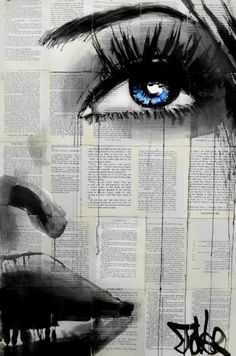 "Saatchi Art Artist Loui Jover; Drawing, ""promises"" #art"