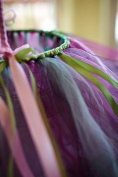 DIY:  Tutu Easter Basket