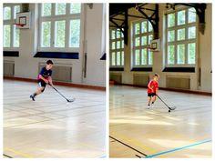 Ferienkurs: Eine Woche Unihockey intensiv