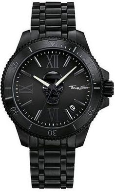 Thomas Sabo Skull Watch