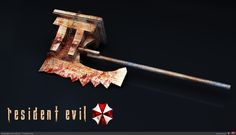 resident evil executioner axe - Google Search