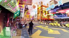 Short film 'Hyper-Reality' imagines life dominated by holographic ads