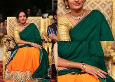 Celebrity Jewelleries at Gama Awards 2015 - South India Jewels