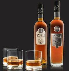 Ron Roble Viejo Extra Añejo and Ultra Añejo (D.O.C.) by award winning master rum…