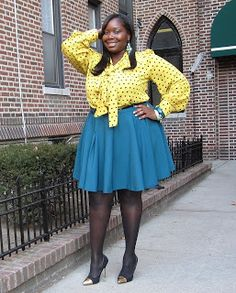 Andrea The Seeker : January 2013 Plus Size Fashion And Inspirations -- Part 2