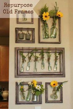 Repurpose frames