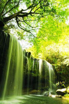 Fall  鍋ヶ滝